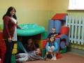 Zabawy w sali rekreacyjnej