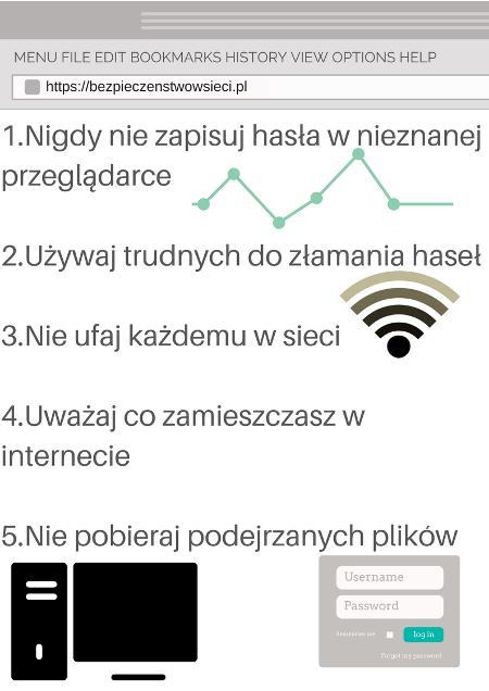 Zasady bezpieczeństwa w internecie_small