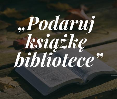 Podaruj książkę bibliotece2