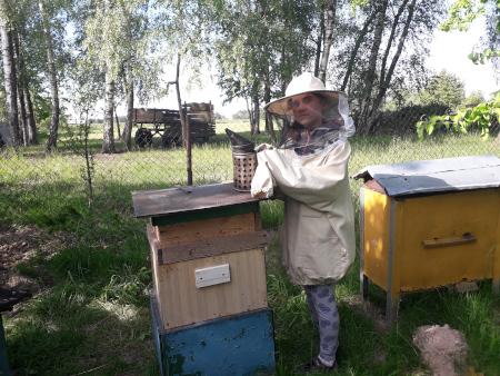 Emilia Markowicz Dzień Pszczoły